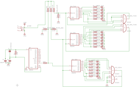 Schematic and Parts