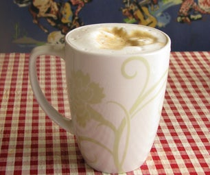 The Off-Grid Latte :  Foamy Perfection With No Electricity or Espresso Machine