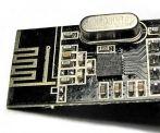NRF24L01+ Multiceiver Network