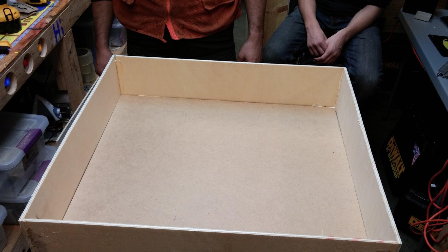 Building a Bi-level Box