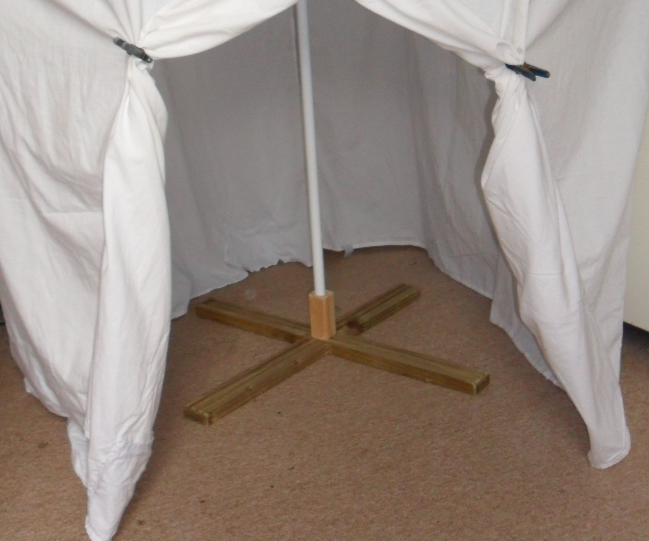Parasol fort stand