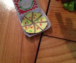 Tmnt Mini Pizza for Figures