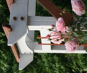Garden Rose Arbour