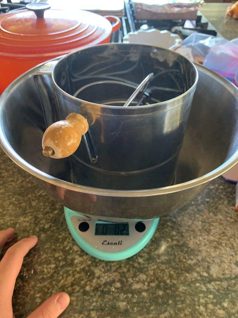 Measure Out the Flour
