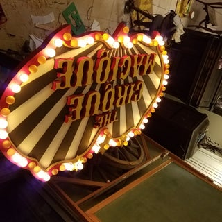 Chasing Marquee Sign