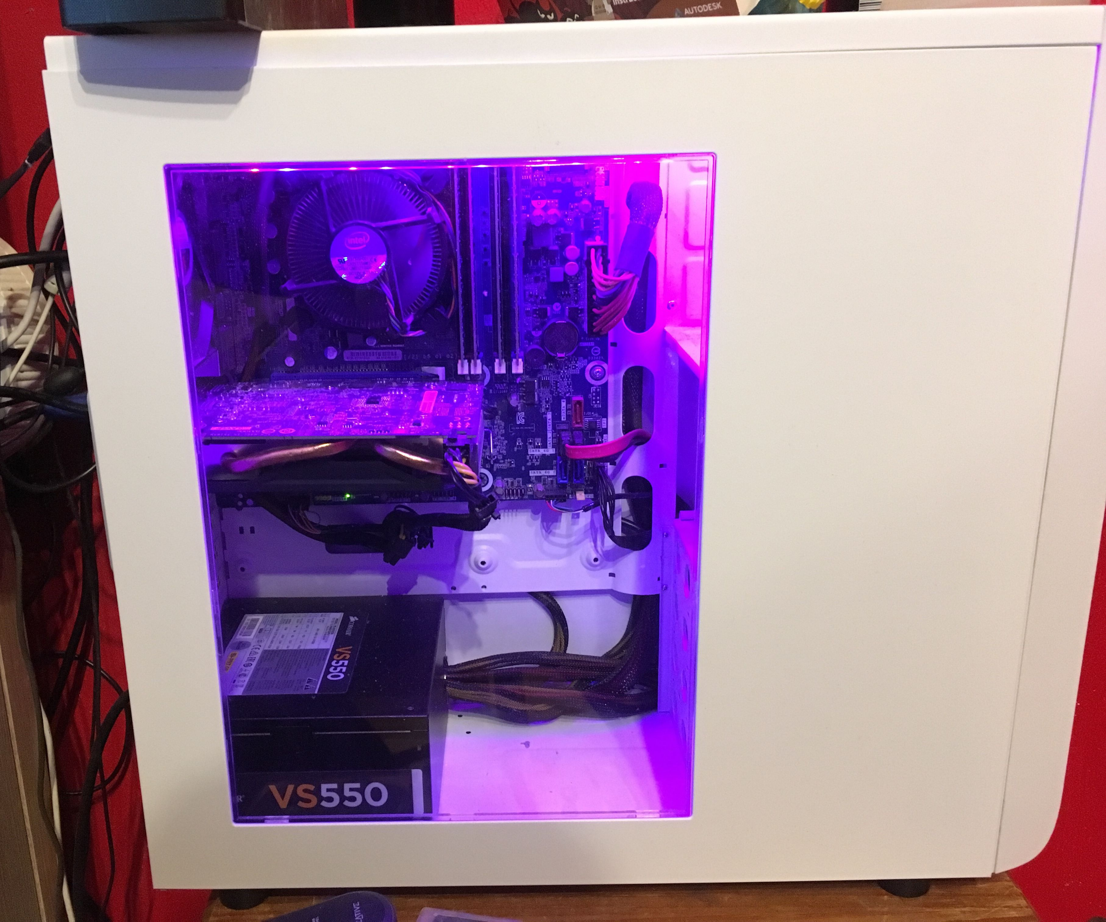 RGB-IFY Your Desktop Computer!