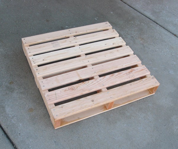 Make Your Own Pallet!