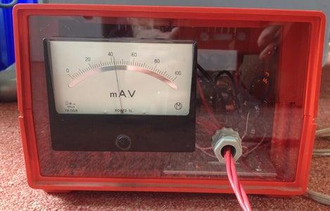 Redressed Voltage.