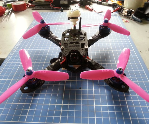 FPV Racing Drone [TIGHT BUILD for Dummies]