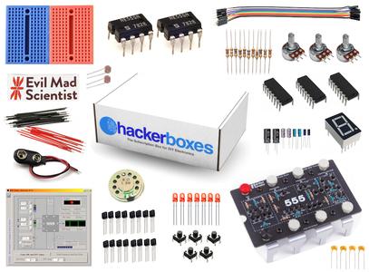 HackerBox #0004 Contents