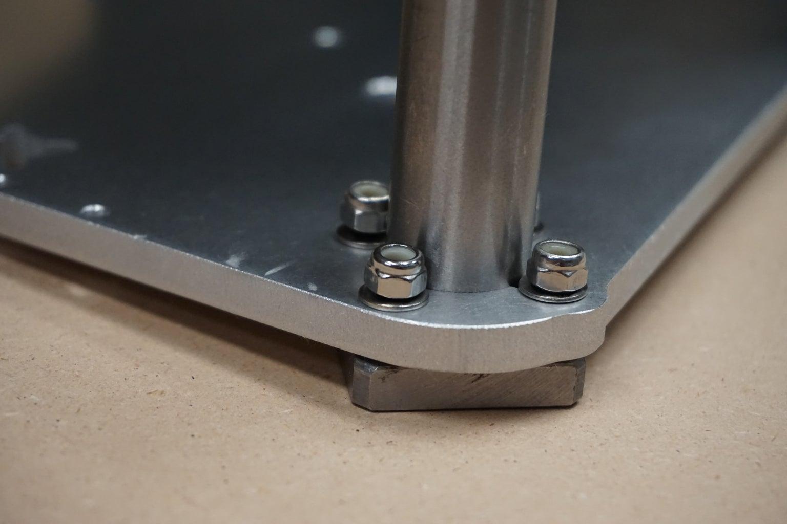 Install Linear Bearings