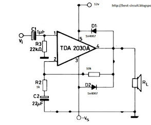 Make Tda2030a Amplifier Easy Way