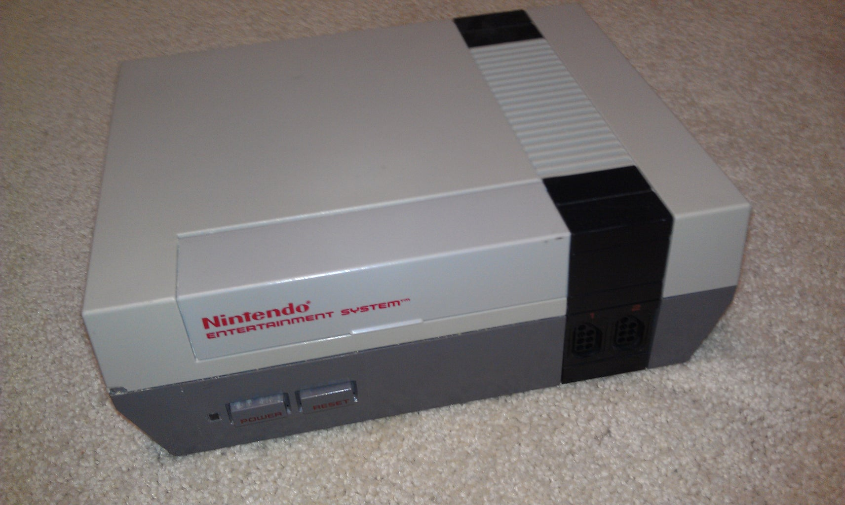 Clean Out the NES Case