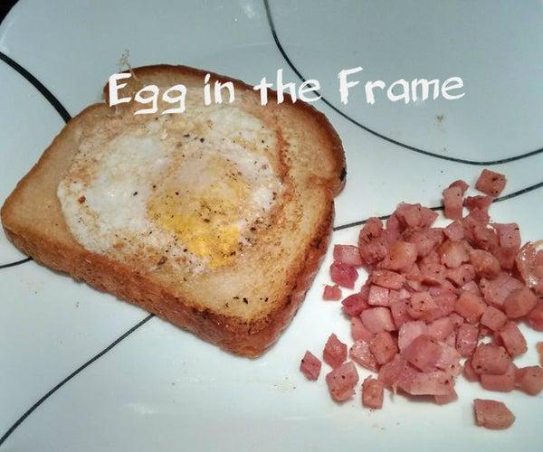 Egg in the Frame