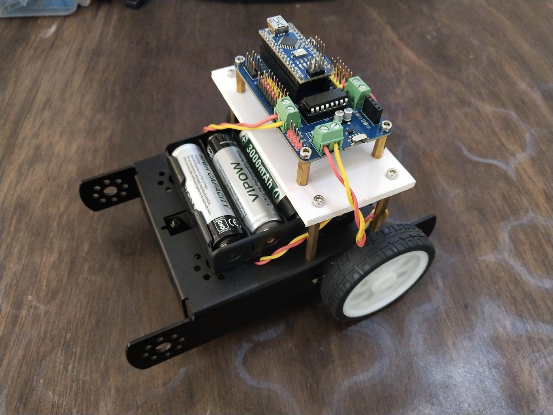 Building a Simple Robot: