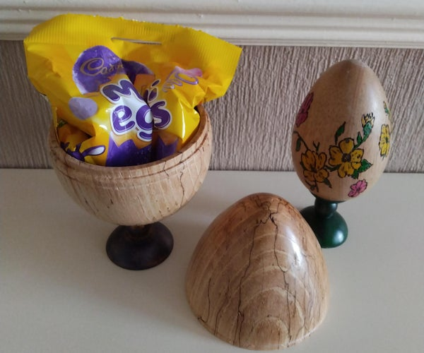 An Easter Egg for My Wife