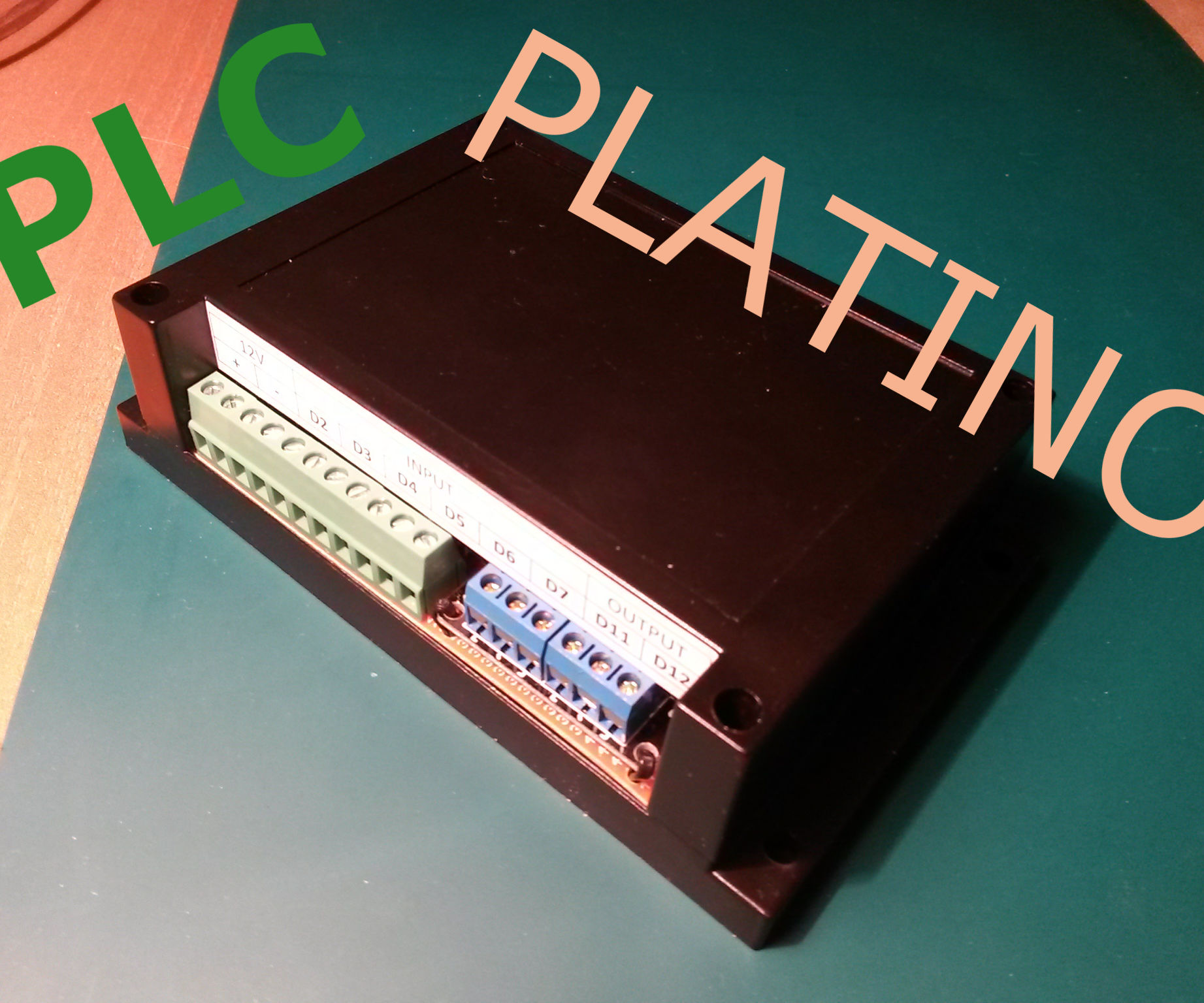 PLC Platino