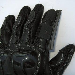Visor Wiper Gloves
