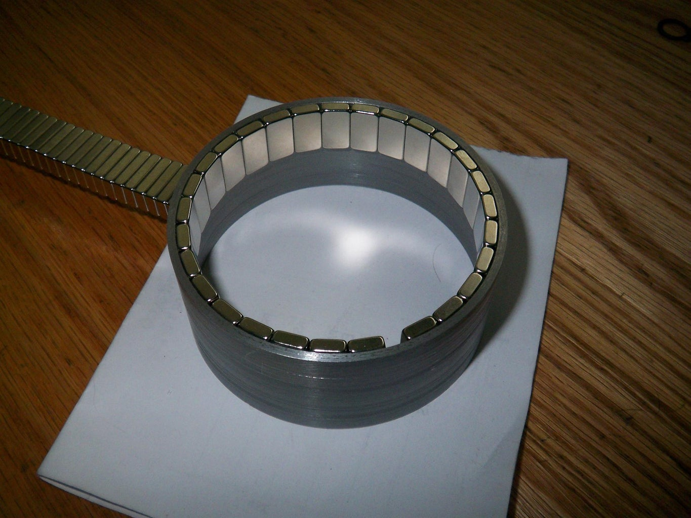 Magnets and Magnet Wire