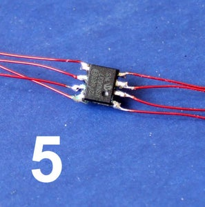 Solder to SOICs