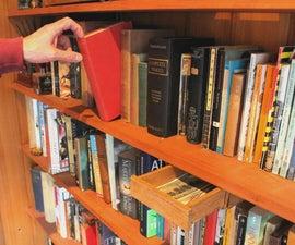 Secret Drawer & Book Switch