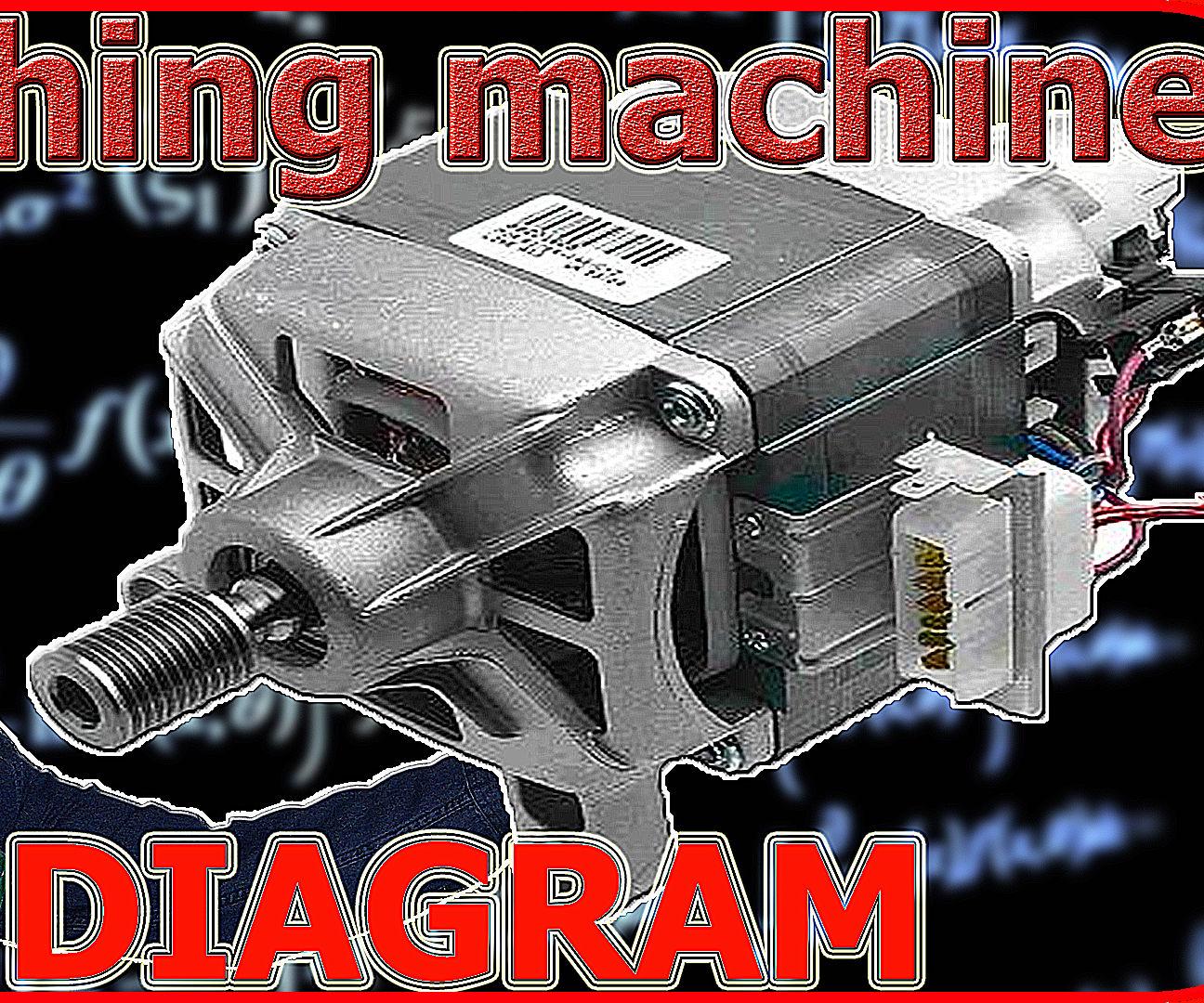 Washing Machine Motor Wiring Diagram