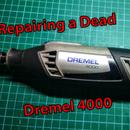 Repairing a Dremel 4000