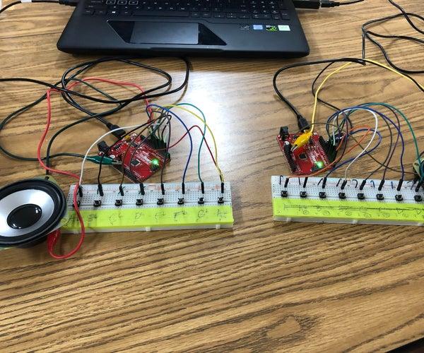 Arduino Noteboard