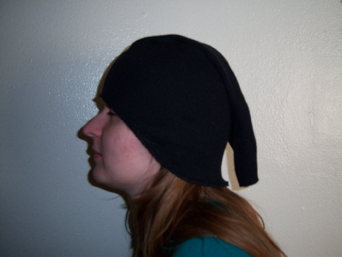Easy Winter Cap in less than 5minutes!