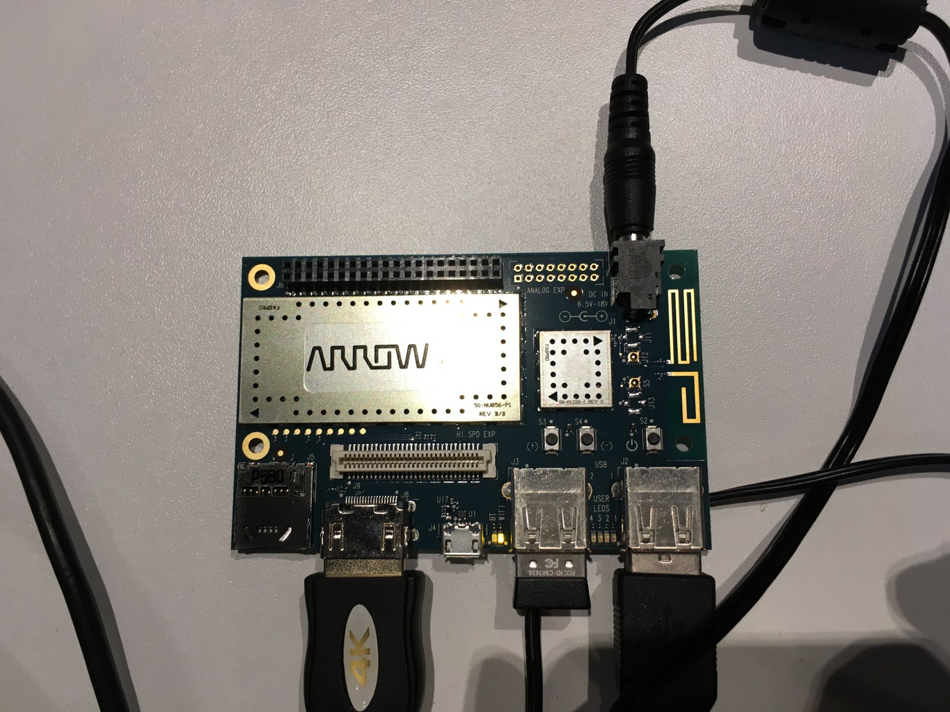 Make DragonBoard 410c a Wifi Hotspot With Linaro
