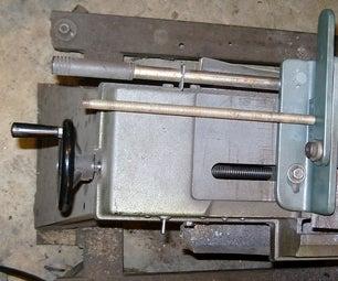 4x6 Bandsaw Vise Jackscrew