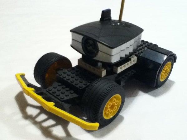 Lego Video Car