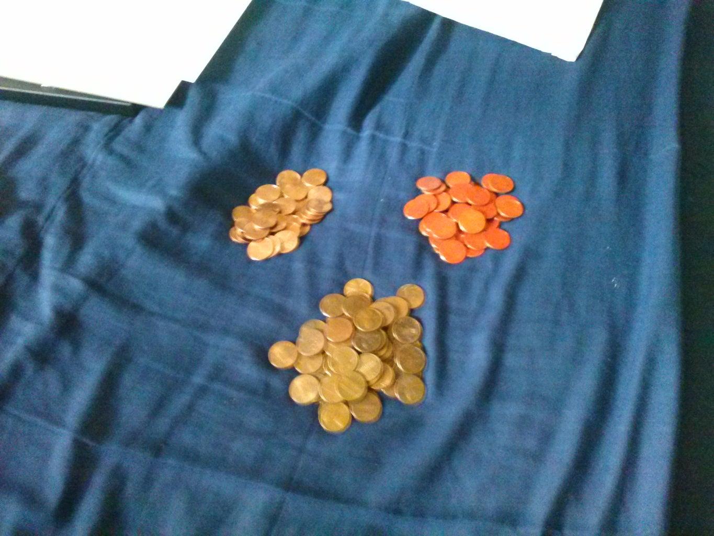 In All It Took 143 Pennies.