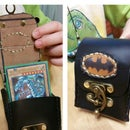 Kierans Corner: Sew a leather patch, or put a thing on another thing!