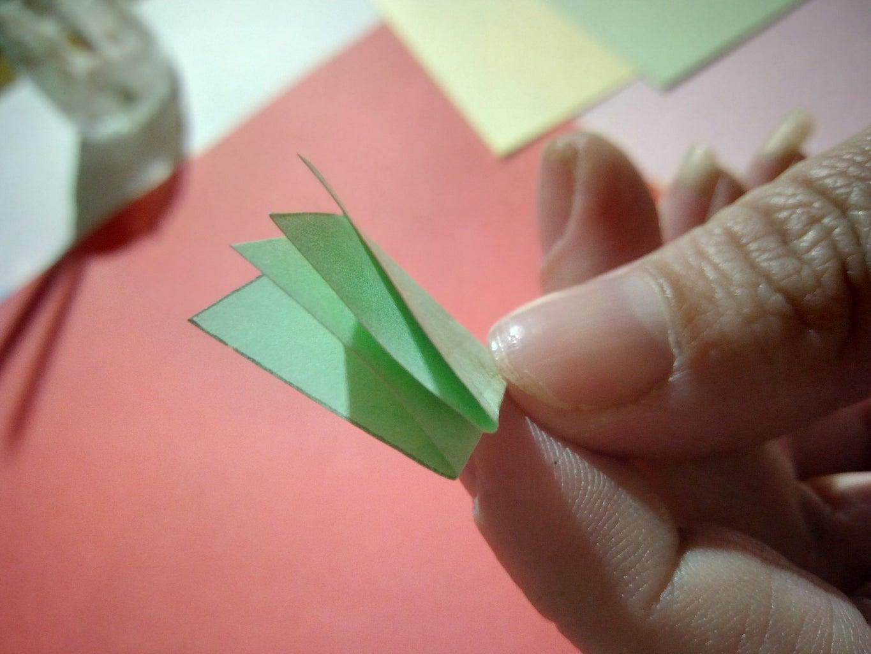 Folding the Squares