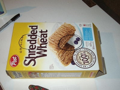 Cereal Box Eyes - Cut the Eyes