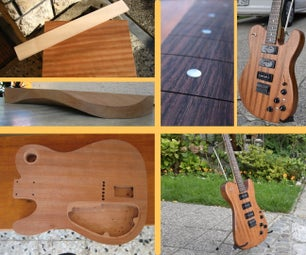 Make an Awesome Electric Guitar With Common Tools