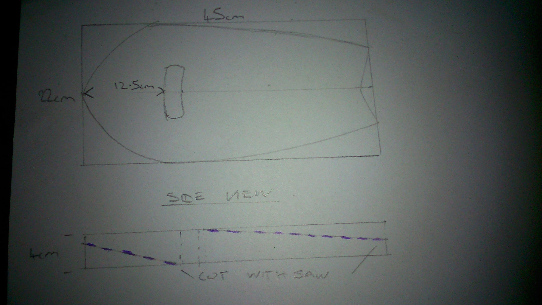 Draw Up Your Template