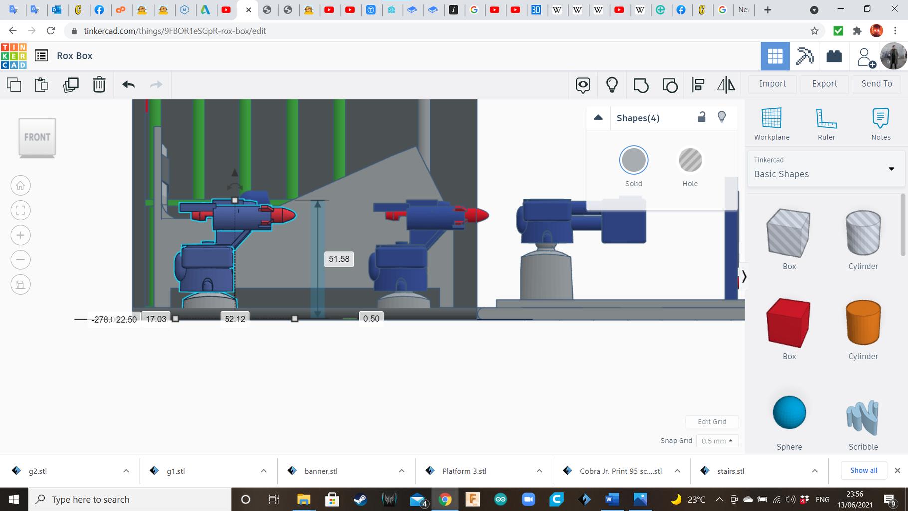 平台4:武器和装饰