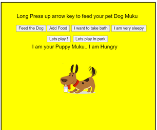 Virtual Pet Feeder With Database