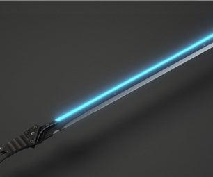 Star Wars Vibro Blade DIY (durable for Play)
