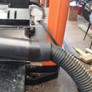 'Free' Universal Dust Extractor Adaptor