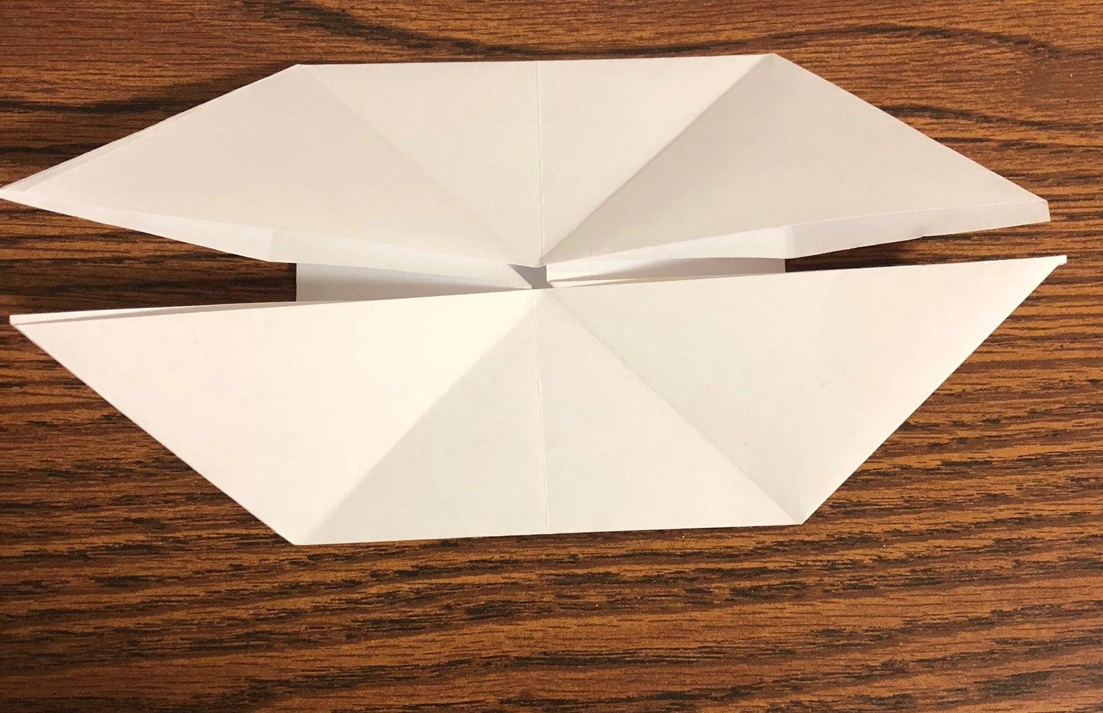 Corner Folds