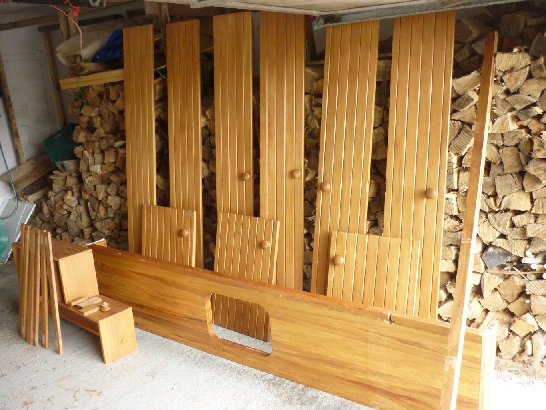 Prepare the Timber