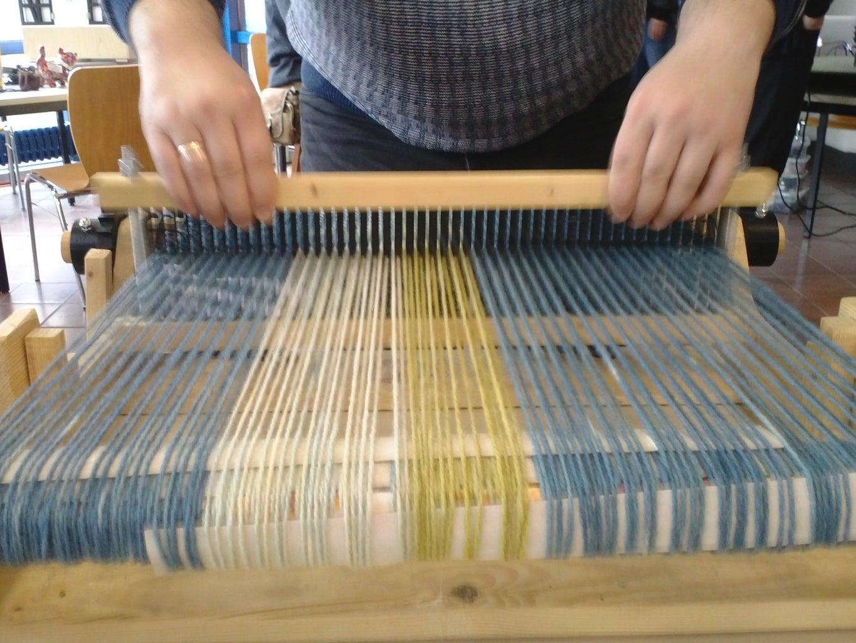 The Shuttle for Weaving