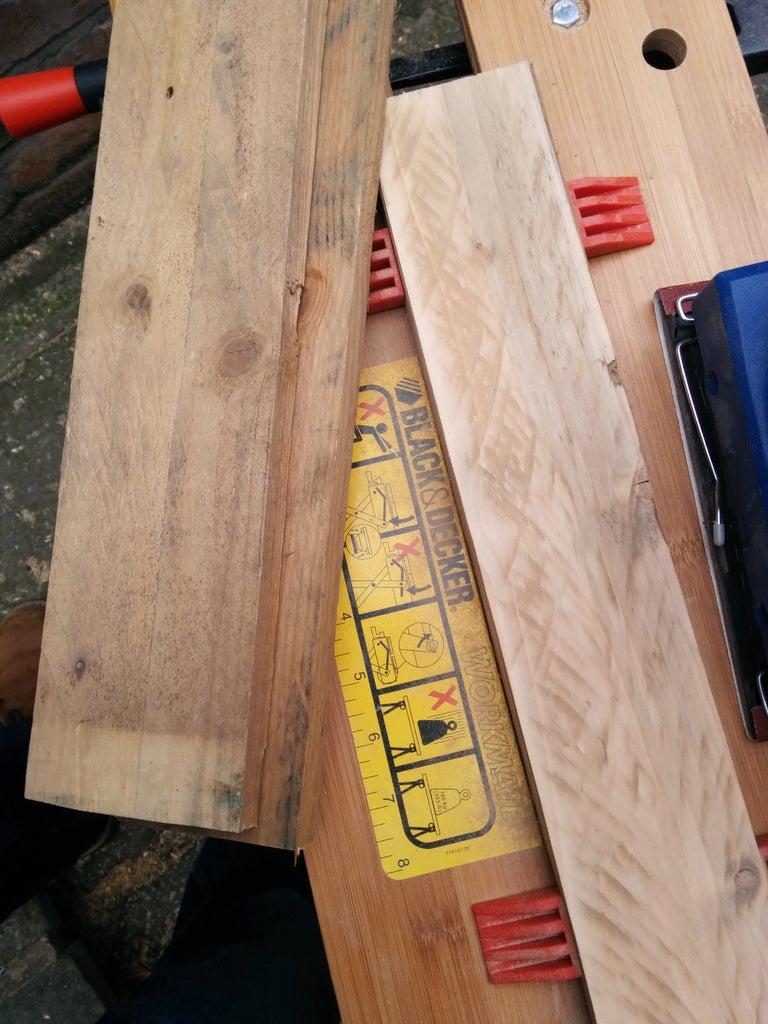 Measure, Cut, Sand, Glue, Screw, Repeat