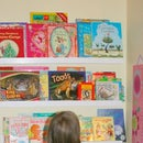 Book Ledges or Gallery Ledges