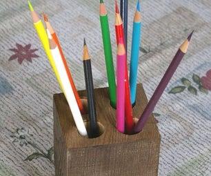 Reuse Refuse: Pencil Holder
