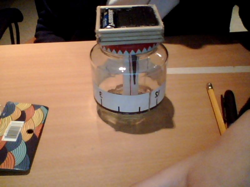 Jar Clock