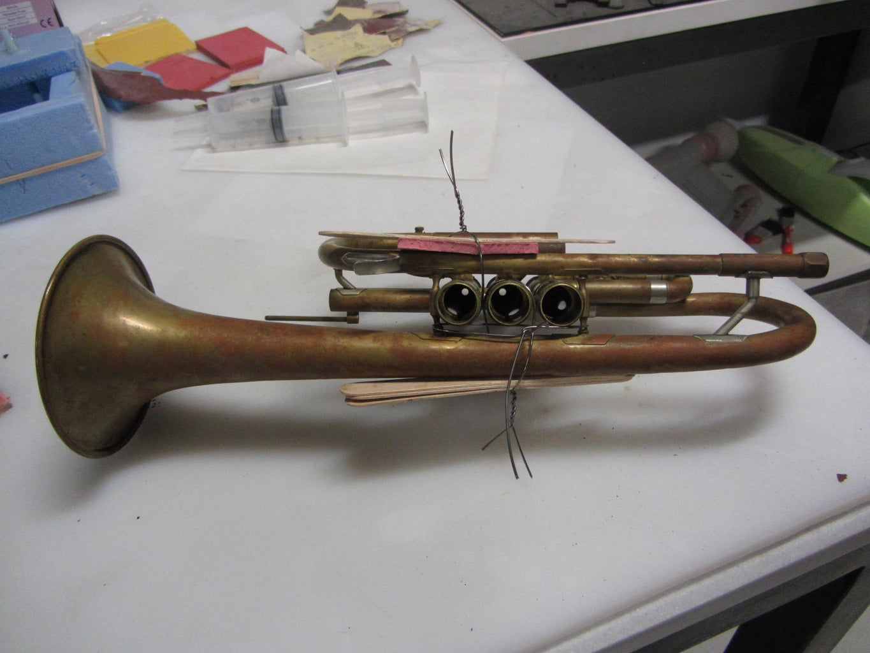 Straightening the Instrument
